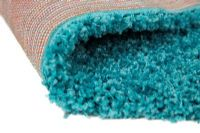 Nordic Cariboo Turquoise Shaggy Rug | Shaggy Rugs | Flair Rugs Range On Offer